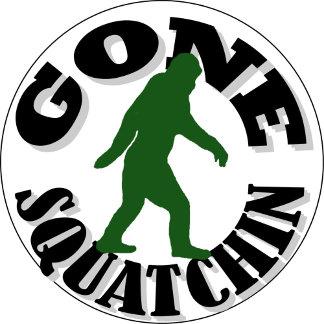 Round Gone Squatchin