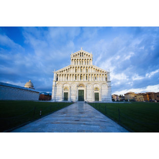Italy, Pisa, Duomo and Field of miracles, Pisa,