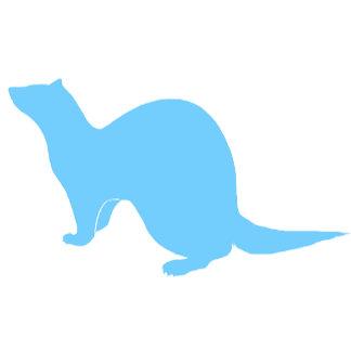 Ferret (12)   light blue