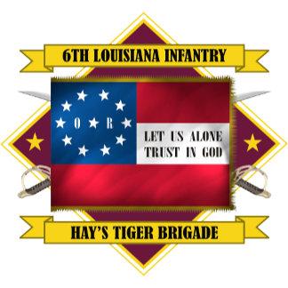 """6th Louisiana """"Irish"""" Infantry"""