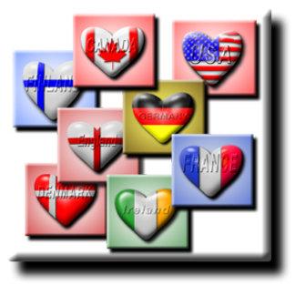 I Heart My Country