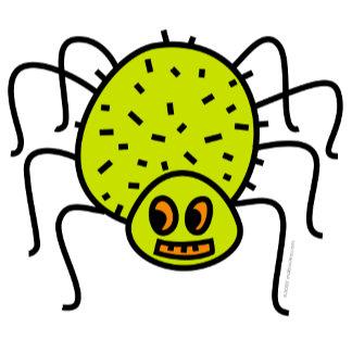 Hairy Halloween Spider
