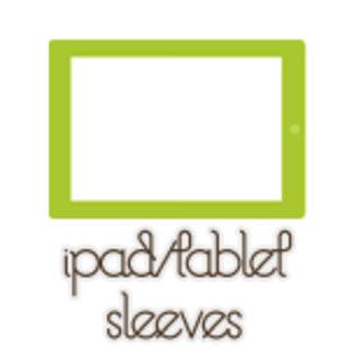 iPad/Tablet Sleeves