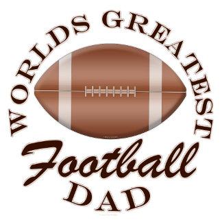 Worlds Great Football Dad