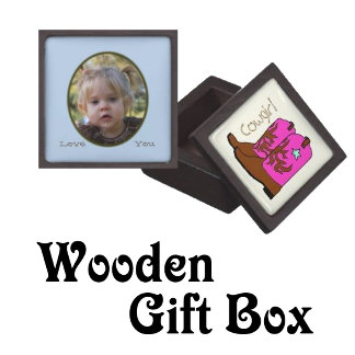 ♦ Gift Boxes (Wooden)