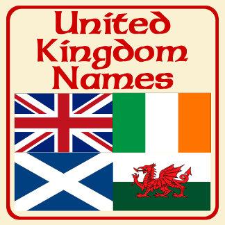 British Isle Names