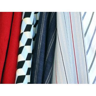 5 Fabrics With Geometric Patterns