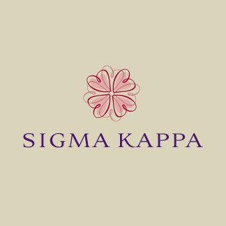 Sigma Kappa Wordmark & Graphic