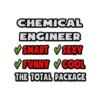 Chemical Engineer ... The Total Package