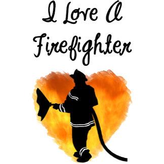 I Love A Firefighter