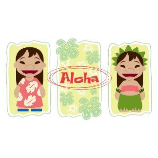 Lilo & Stitch aloha Design