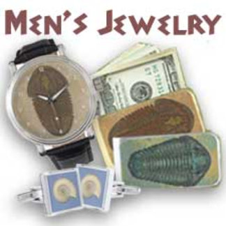 Men's Fossil Jewelry
