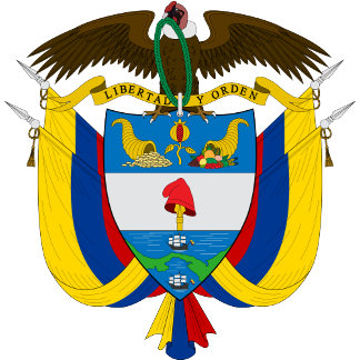 Columbia coat of arms