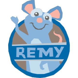 Ratatouille Remy waving