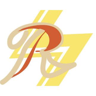 Raven Retro Logo
