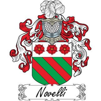 Novelli Family Crest