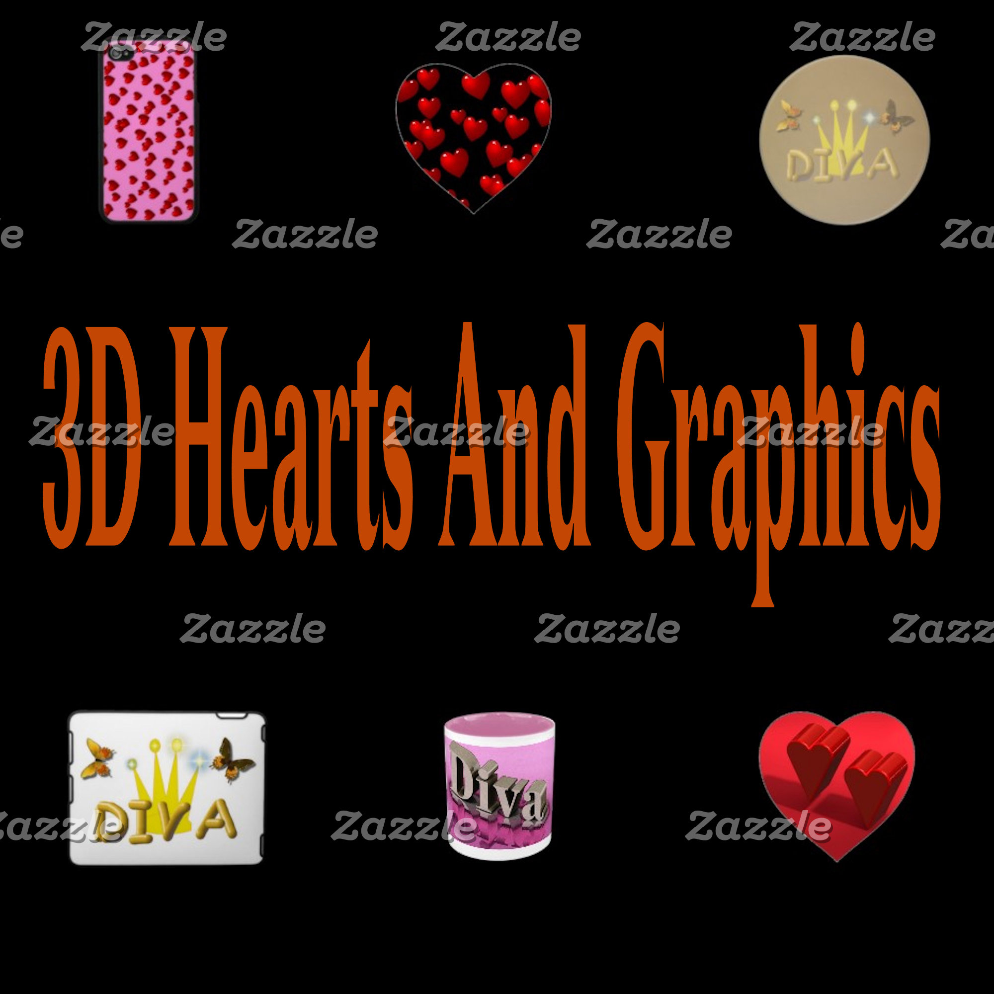 3D Art And Graphics