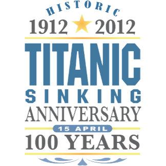 Titanic Anniversary 1912 - 2012