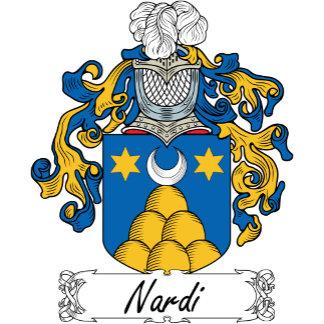 Nardi Family Crest