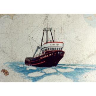 Alaska Sea
