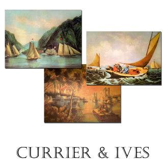 Currier & Ives Lithograph Reprints