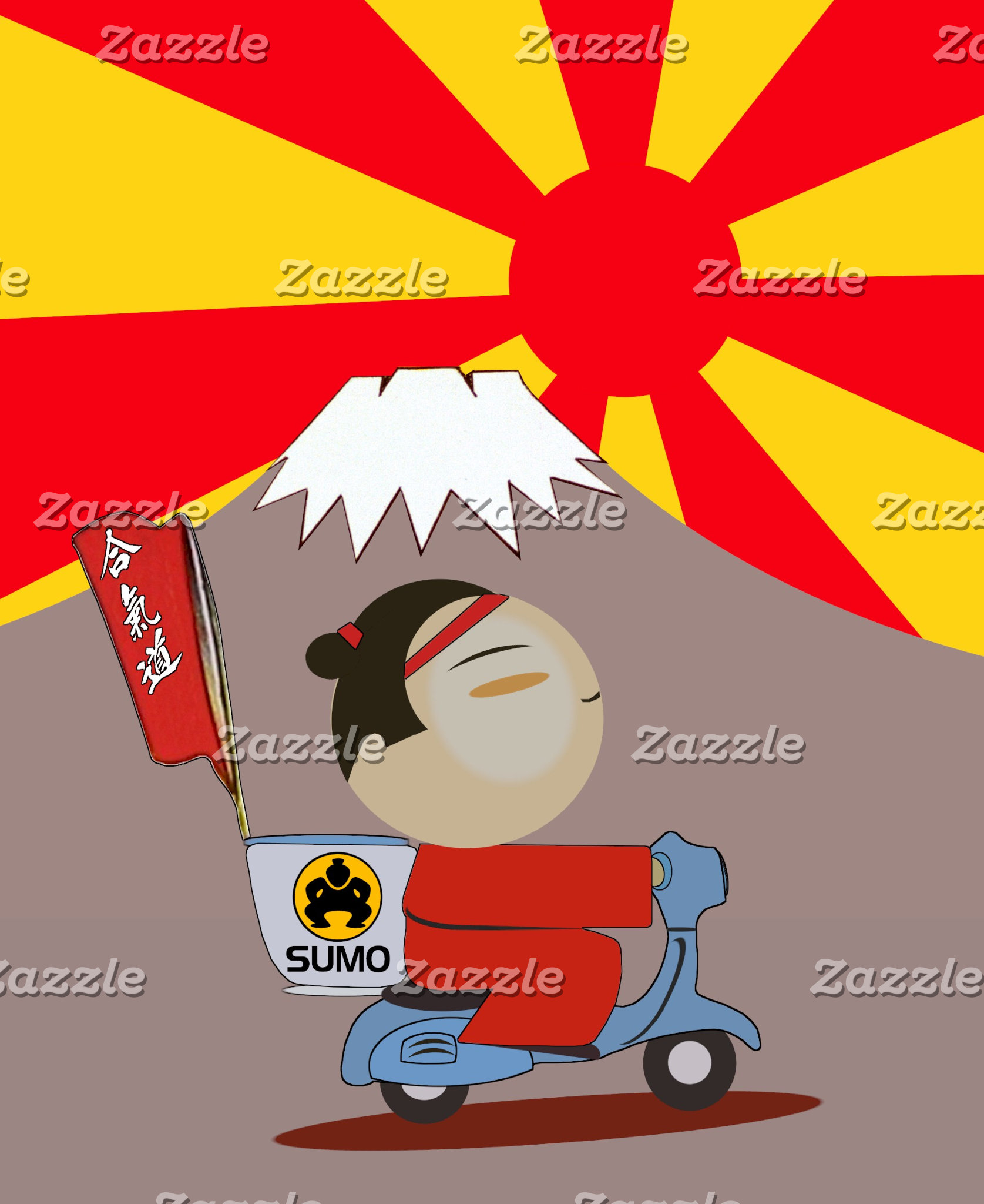 Scooter Sumo