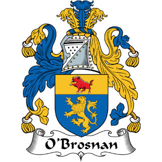 O'Brosnan Coat of Arms