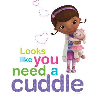 Looks Like You Need a Cuddle