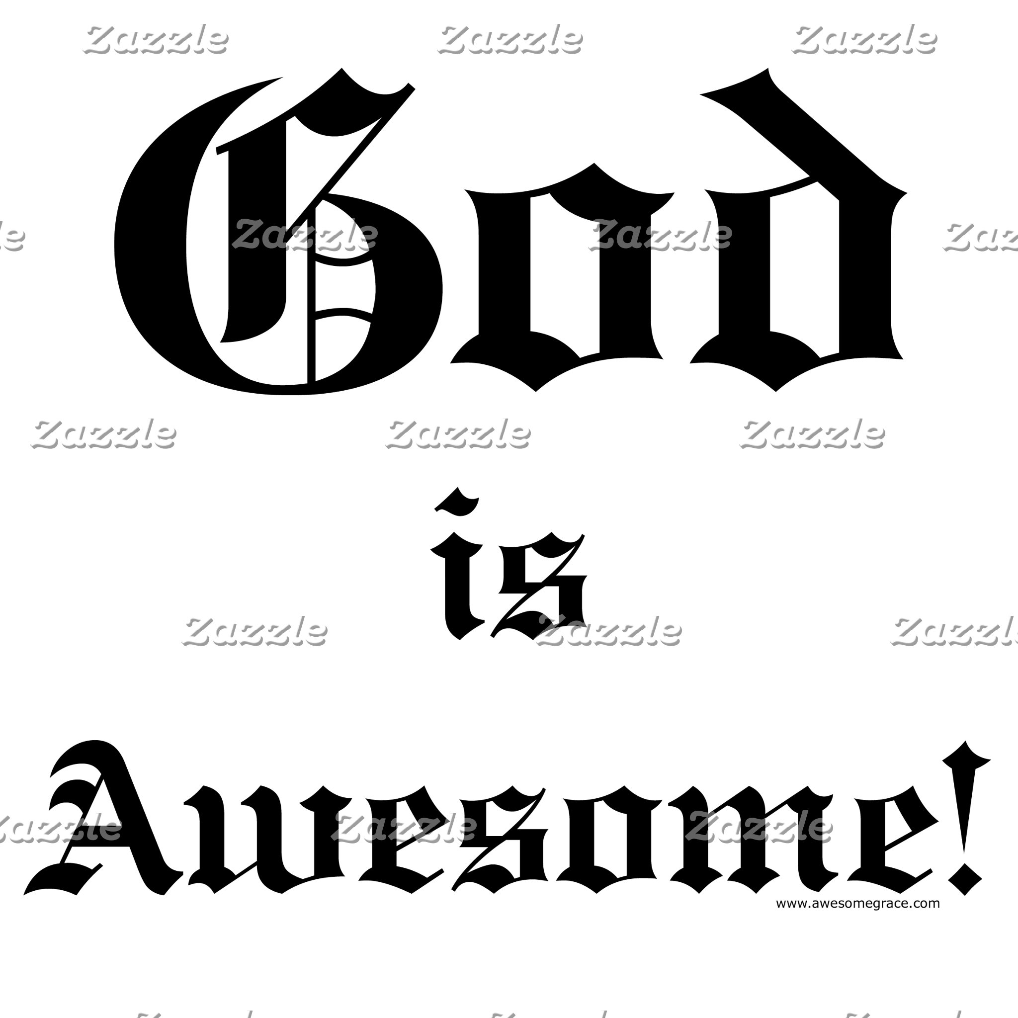 God is Awesome 2