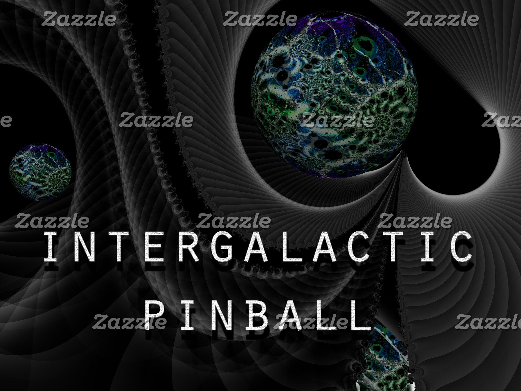 Intergalactic Pinball