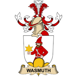 Wasmuth Coat of Arms
