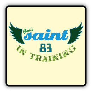 Saint in Training