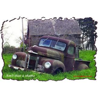 1949 International Pickup