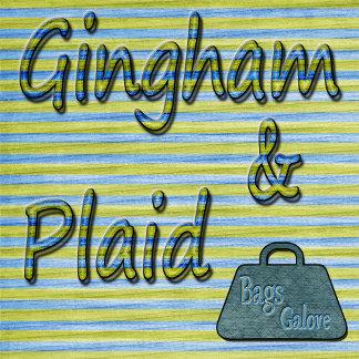 Gingham & Plaid Patterns