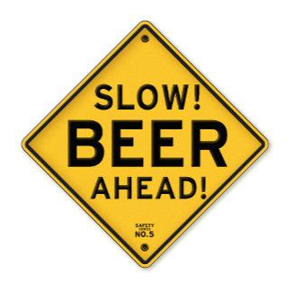 Beer Ahead!
