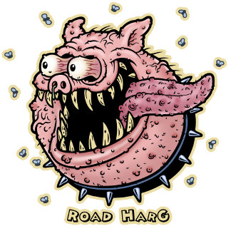 Road Harg -Color