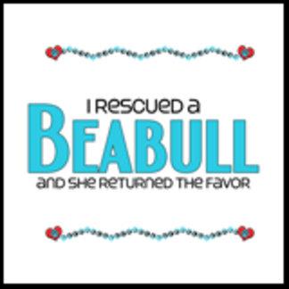 I Rescued a Beabull (Female Dog)
