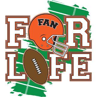 Football Fan Orange