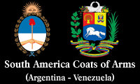 South American Coats of Arms