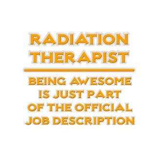 Radiation Therapist .. Job Description