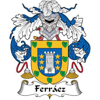 Ferraez Family Crest
