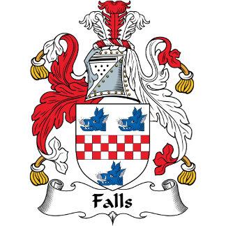Falls Family Crest