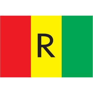 Rwanda Flag (1962)