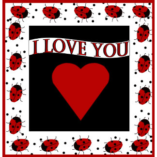 Valentine Ladybug
