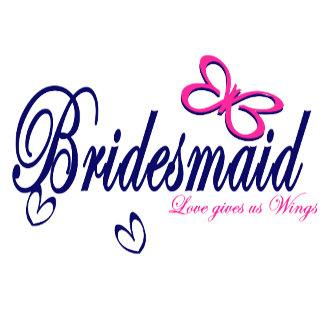 Bridesmaid/Pink