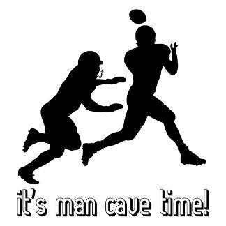 football man cave