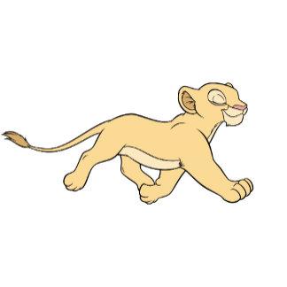 Lion King Nala walking strutting