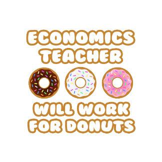 Economics Teacher .. Will Work For Donuts