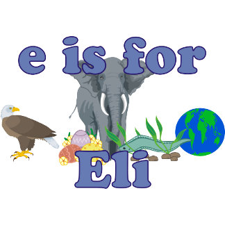 E is for Eli