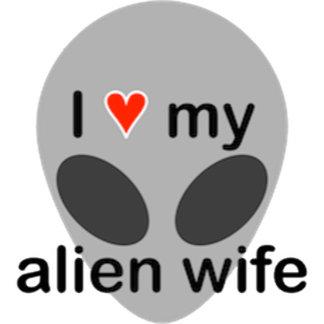 I love my alien wife